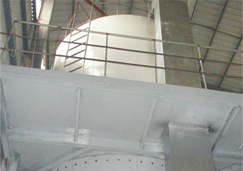 WPG Asepsis Spray Dryer