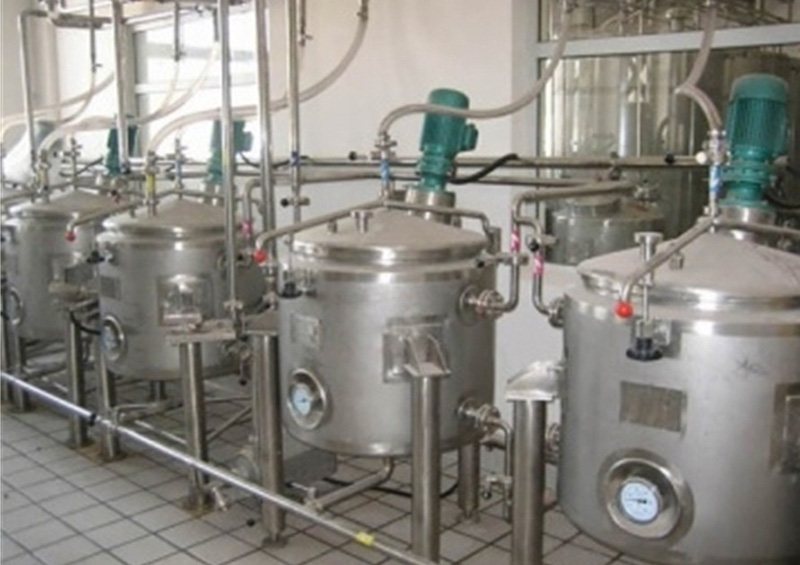 Milk Powder Production Line