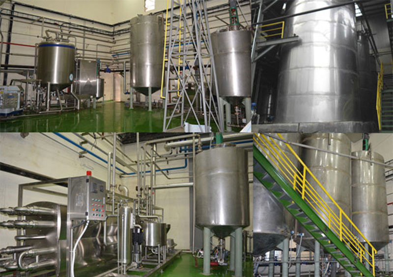Non Dairy Creamer Production Line